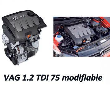VAG 1.2 TDI 75 modifiable